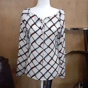 Worthington women's Blouse size medium